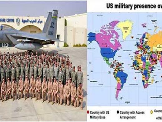 Οι Ηνωμένες Πολιτείες σε Πόλεμο