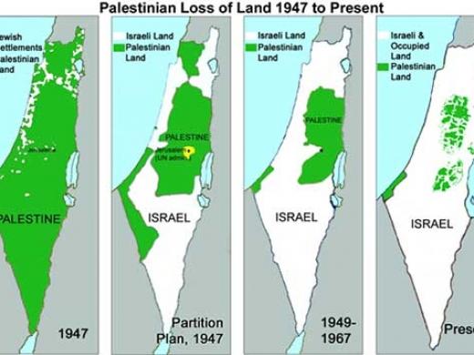 Από το 1948, το Ισραήλ προσάρτησε, κατέλαβε, κατέστρεψε στην Παλαιστίνη (styx.gr) (2)